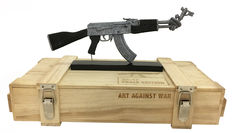 Ray Coster - Art Against War - Love Edition Silver