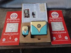 VW Bulli Set - and 2x Old ESSO map.