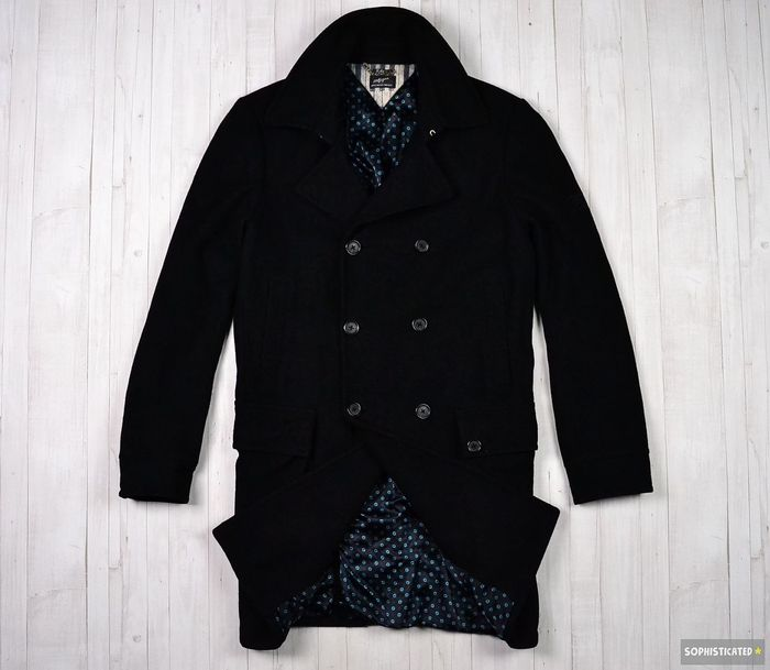 da018cd74644 Tommy Hilfiger Wool Doublebreasted Coat - Catawiki