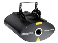 HQ power KRYSTAL RGV230-RGV LASER PROJECTOR-230mW-with SD CARD