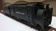 Walthers H0 - 932-1962 - Alco rotay snow plow Northern Pacific