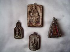Amulets – Thailand – during the 20th century  First to second half of the 20th century