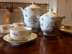 Limoges - coffee/tea set