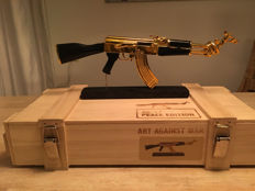 Ray Coster - Ak 47 Peace edition Gold