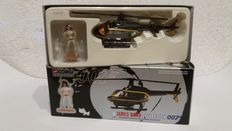 James Bond Collection 1998 - The Spy Who Loved Me - Corgi Classics - no. 65501 - Stromberg Helicopter & Naomi figure set