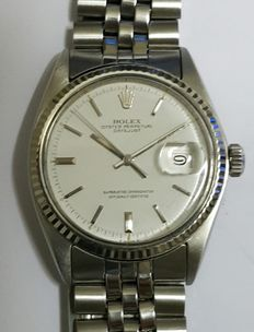 Rolex Datejust 1601 Unisex watch, 1971