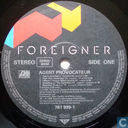 Platen en CD's - Foreigner - Agent Provocateur