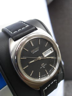 Seiko LM Automatic  – Men's wristwatch from the 1970s