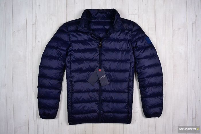 Armani Jeans - Ultralightweight Down Jacket - NEW