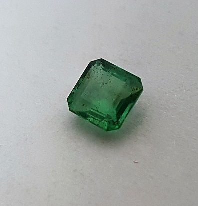 GIA Emerald – Green – 1.12 ct