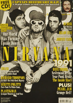Mojo music magazines - 20 issues - 2001-2015 - Radiohead, The Who, The Clash and more