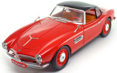Revell - Schaal 1/18 - BMW 507 Touring Sport coupe - Red