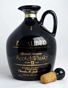 Excalibur 12 years old - Special Reserve - decanter
