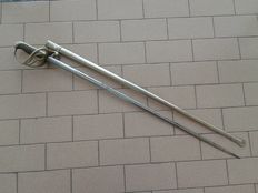 French sword mod 1822 (164b)