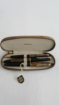 Pelikan writing set - fountain pen, pencil, and ballpoint pen