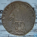 Deventer ducat d'argent 1662
