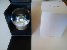 Crystal snowball from Chanel