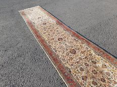 Wonderful Orient Indo-Isfahan rug - 100% hand-knotted! Perfect condition!
