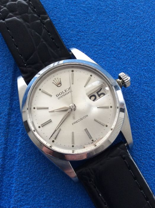 rolex oyster date precision men 39 s watch 1960s catawiki. Black Bedroom Furniture Sets. Home Design Ideas