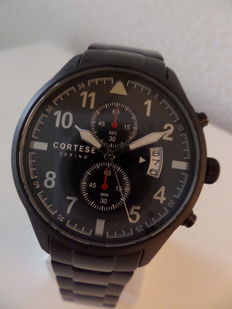 Cortese Torino C10006  – men's watch – 2016, new.