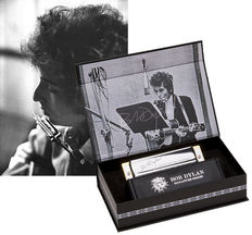 Bob Dylan Signature Series. HOHNER Bob Dylan Signature Harp Single C-Dur