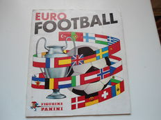 Panini - Euro Football 76 - Kompletny album