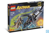 Lego 7786 The Batcopter: The Chase for the Scarecrow
