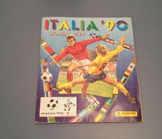 Panini - World Cup Italia 90 - Complete album.