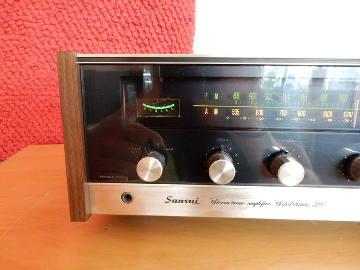 Sansui Solid State 310 stereo receiver  - Catawiki