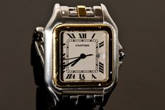 Cartier Tank XL Panthere Jumbo – Men's wristwatch