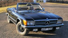Mercedes-Benz - 350 SL Roadster ( R107 ) - 1972
