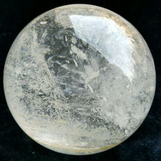 Gigantic Rock Crystal sphere - 160 mm - 5.6kg