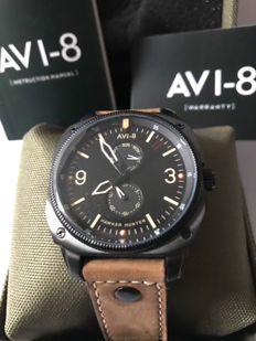 AVI-8 Hawker Hunter – Pilot Watch – 2017
