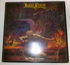 Heavy Metal collection. Judas Priest, Saxon and Thin Lizzy 12 LPs