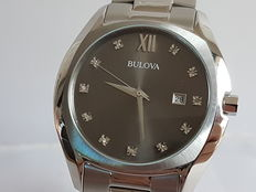 Bulova Diamond – wristwatch – 2016.