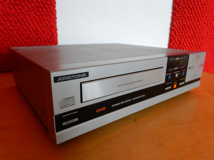 Aristona CD1104 with full recap and upgrade for sale.