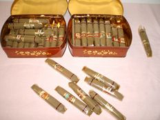 35 Cigars of the brand: Derk de Vries - ca 2nd half of the 20th century