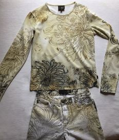 Just Cavalli - Trousers and top set