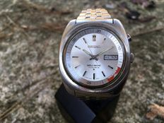 Seiko – montre Bell-matic pour homme – 1975.