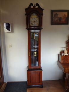 Westminster grandfather clock – second half of 20th century