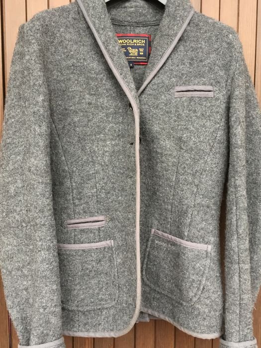 new styles 5c803 98d99 Woolrich - Giacca di lana - Catawiki