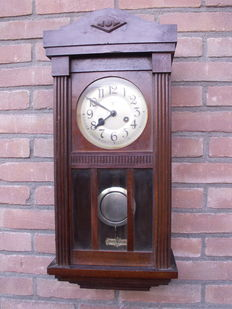 Regulator clock – Made in Germany – ca. 1935