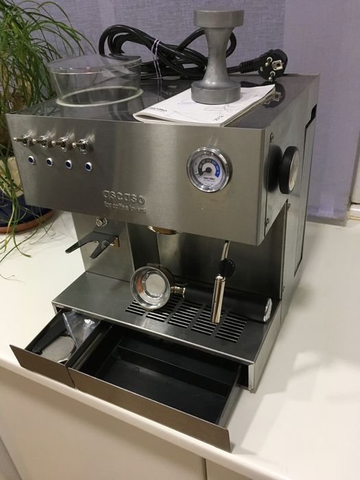 Coffee Maker With Grinder Reddit : Coffee maker with coffee grinder - Catawiki