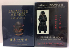 Japan; Lot with 2 editions about weapons for Samurai - 1977/1998