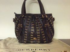 Burberry – Stitch Tote bag / Handbag / Shoulder bag –  Limited Edition