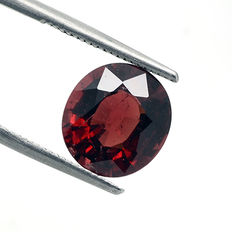 Red Rubelite tourmaline – 3.02 ct