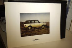 Brochure - Range Rover and Land Rover