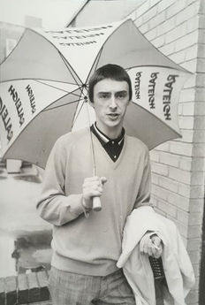 Eugene Adebari (1960-2008) - Paul Weller - The Jam - 1970's