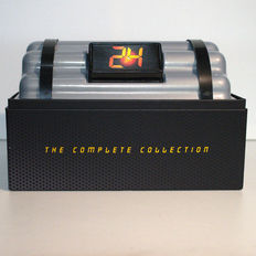 24 The Complete Collection - Collectors special edition DVD bomb casing box set - 20th century Fox - Season 1-8