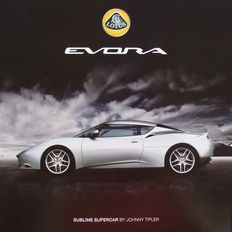 Book : Lotus Evora - Sublime Supercar